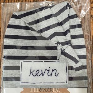 NWT newborn boy KEVIN hat